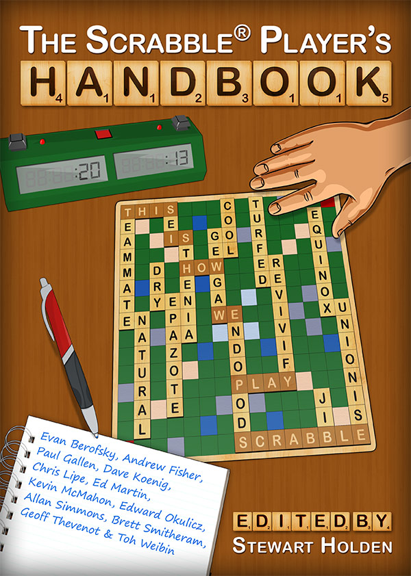 The Scrabble Player's Handbook